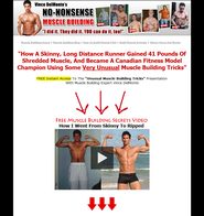 no nonsense muscle building site
