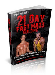 21 day fast mass muscle