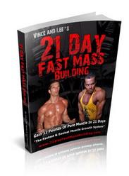 21 day fast mass muscle