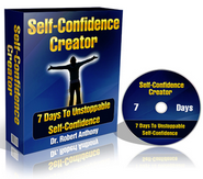 self confidence creator