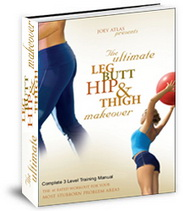 the ultimate leg butt hip thigh makeover