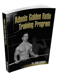 adonis golden ratio program