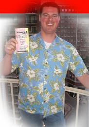Everett Thompson  lotto